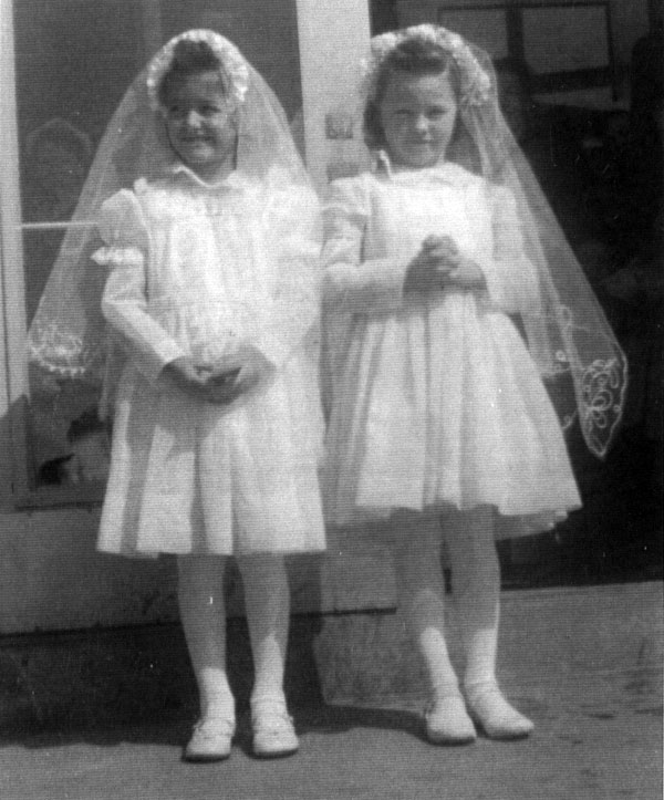 First Communion, RS on the right